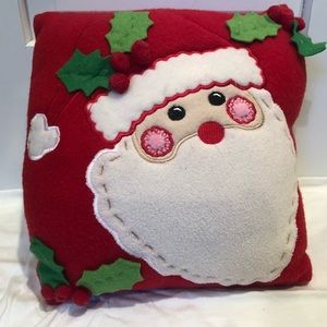 Other - 🎈2 for $15🎈 Santa Pillow